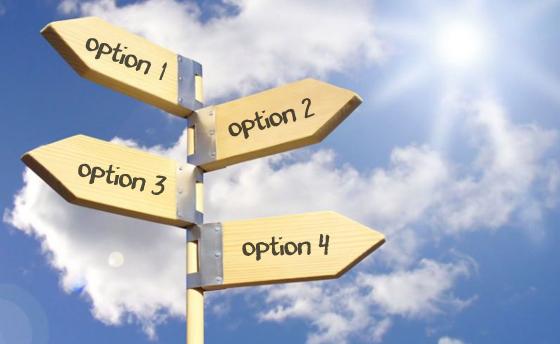 options pic